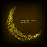 Vector ramadan kareem background. Stock Images