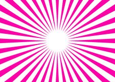Vector Ray Background. Retro  background sun ray Royalty Free Stock Photography