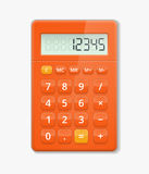 Vector realistic calculator Stock Images