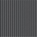 Vector Realistic Carbon Fiber Stock Image