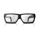 Vector realistic glasses illustration  on Royalty Free Stock Photography