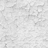 Vector realistic grunge gray seamless background - wall covered. With cracked paint. EPS8 royalty free illustration