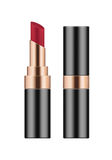 Vector realistic sexy red lipstick. Stock Images