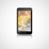 Vector realistic smart phone Royalty Free Stock Photography
