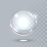 Vector realistic sphere droplet ball Stock Photo
