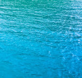 Vector realistic water texture Stock Images