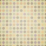 Vector realistische stoffenachtergrond, pastelkleuren. Royalty-vrije Stock Fotografie
