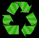 Vector Recycling Symbol Stock Photo
