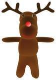 Vector - reindeer Stock Photos
