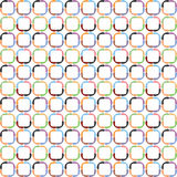 Vector repeating pattern background,tile pattern background Stock Photography