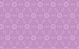 Vector repeating pattern in lilac and mauve calm colors. Vector repeating pattern in lilac and mauve colors. geometric floral pattern in calm soothing colors for Stock Image