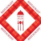 Vector restaurant menu Royalty Free Stock Image