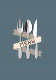 Vector restaurant menu design vector illustration