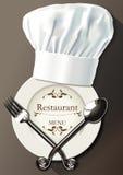 Vector of Restaurant menu design Stock Photography