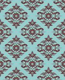 Vector retro pattern Stock Image
