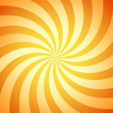 Vector retro sunburst Royalty Free Stock Photos