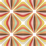 Vector retro wallpaper Royalty Free Stock Image
