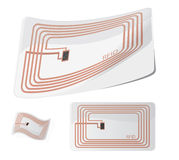 Vector RFID Stock Photography