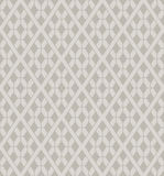 Vector rhombuses lattice seamless pattern Royalty Free Stock Image