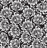 Vector rose pattern royalty free stock images