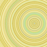 Vector round art abstract background Royalty Free Stock Photography