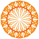 Vector round ornaments Stock Images