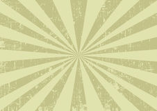 Vector rubbed vintage background Stock Image