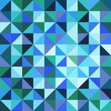 Vector rumpled abstract background Royalty Free Stock Photography