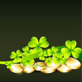 Vector saint patrick's day Royalty Free Stock Photo