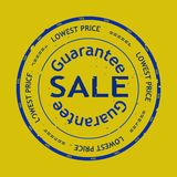 Vector Sale Grunge Rubber Stamp Stock Photos