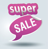 Vector sale labels Stock Photography