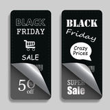 Vector sale labels Stock Photos