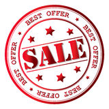 Vector Sale sign icon. Royalty Free Stock Images