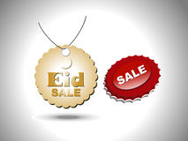 Vector sale tag Stock Photos
