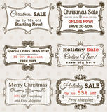 Vector Sale Tags Stock Photos