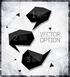 Vector Sample background for options Royalty Free Stock Images