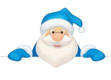 Vector Santa Claus cartoon. Royalty Free Stock Photos
