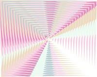 Vector scheefgetrokken lijnen kleurrijke iriserende achtergrond De moderne abstracte creatieve achtergrond met regenboog kleurde  royalty-vrije illustratie