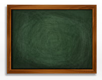 Vector school board  on white background Royalty Free Stock Images