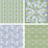 Vector Scrapbook set Stock Image
