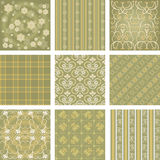 Vector Scrapbook set Stock Photography