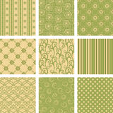 Vector Scrapbook set. Seamless background Collection, vector Illustration vector illustration
