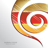 Vector scratch design Royalty Free Stock Photography