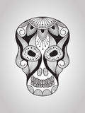 Vector Scull Royalty Free Stock Photos