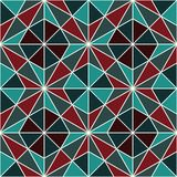Vector  Seamles Eastern Pattern Royalty Free Stock Photos