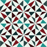 Vector  Seamles Eastern Pattern Stock Photography