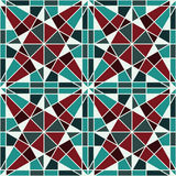 Vector  Seamles Eastern Pattern Royalty Free Stock Image