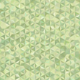 Vector seamless abstract background for design with triangles. Vector illustration Stock Photo