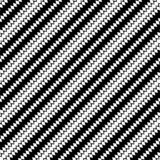 Vector seamless abstract diagonal pattern black and white. abstract background wallpaper. vector illustration. royalty free illustration