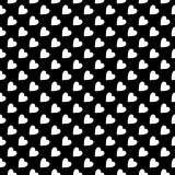 Vector seamless abstract pattern black and white. abstract background wallpaper. vector illustration. Many uses for paintings,printing,mobile backgrounds, book stock illustration